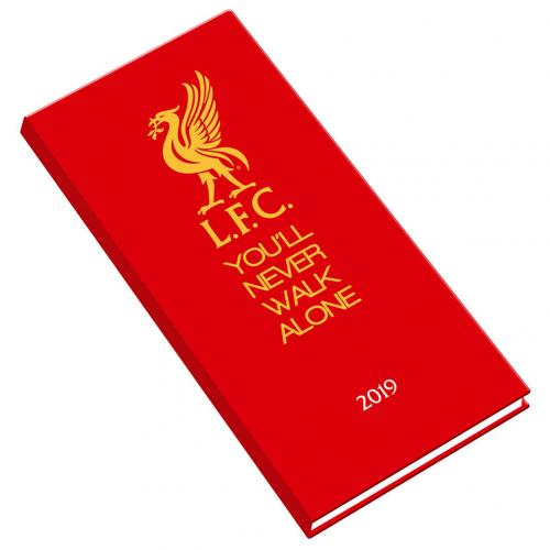 Liverpool F.C. Pocket Diary 2019