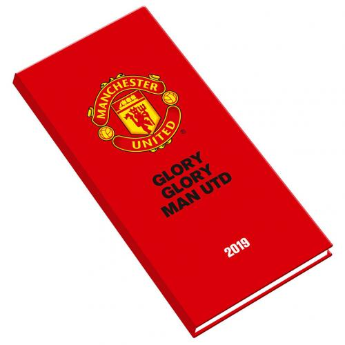 Manchester United F.C. Pocket Diary 2019