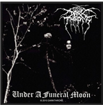 Darkthrone Standard Patch: Under a Funeral Moon (Loose)