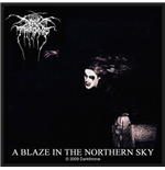 Darkthrone Standard Patch: A blaze in the northern sky (Loose)
