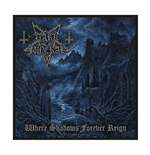 Dark Funeral Standard Patch: Where Shadows Forever Reign (Loose)