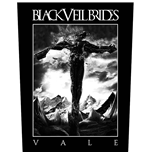 Black Veil Brides Back Patch: Vale