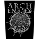 Arch Enemy Back Patch: Illuminati