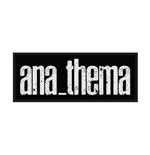 Anathema Standard Patch: Logo (Loose)