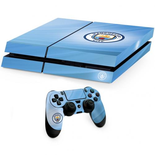 Manchester City F.C. PS4 Skin Bundle