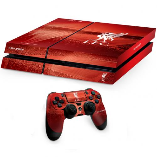 Liverpool F.C. PS4 Skin Bundle