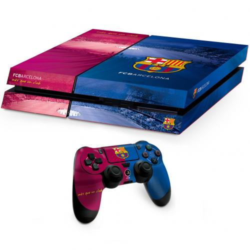 F.C. Barcelona PS4 Skin Bundle
