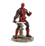 MARVEL COMICS Deadpool Antihero Figure