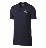 2018-2019 Chelsea Nike Authentic Grand Slam Polo Shirt (Obsidian)