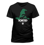 Harry Potter T-Shirt Sorted Slytherin