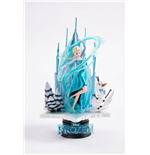 Frozen D-Select PVC Diorama Exclusive 18 cm