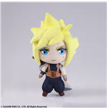 Final Fantasy VII Plush Figure Cloud 18 cm