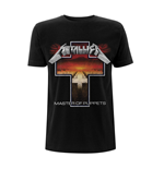 Metallica T-shirt Master Of Puppets Cross