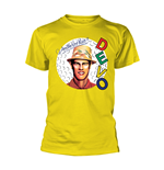 Devo T-shirt Are We Not MEN? (YELLOW)