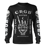 Cbgb Long Sleeves T-shirt EST. 1973