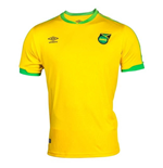 2018-2019 Jamaica Home Umbro Football Shirt
