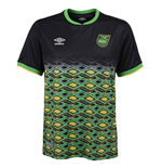 2018-2019 Jamaica Away Umbro Football Shirt (Kids)