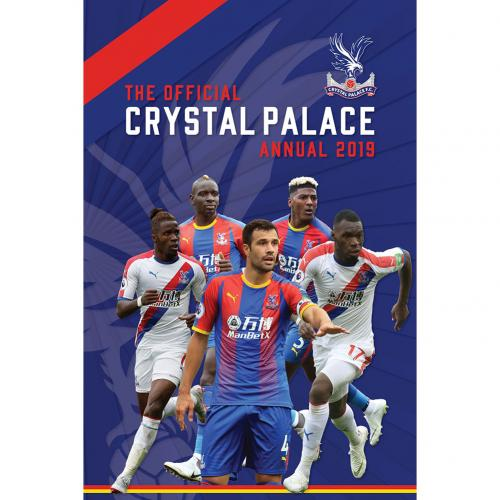 Crystal Palace F.C Annual 2019
