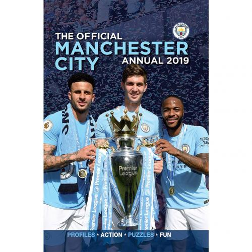 Manchester City F.C. Annual 2019