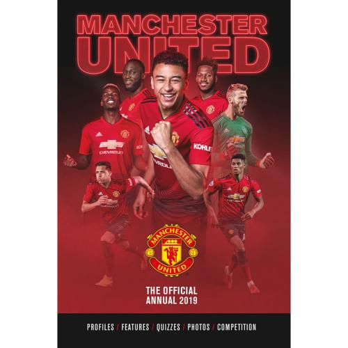 Manchester United F.C. Annual 2019