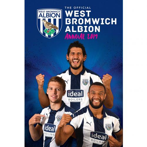 West Bromwich Albion F.C. Annual 2019