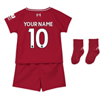 2018-2019 Liverpool Home Baby Kit (Your Name)