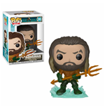 Aquaman Movie POP! Movies Vinyl Figure Aquaman 9 cm