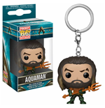 Aquaman Movie Pocket POP! Vinyl Keychain Arthur Curry as Gladiator 4 cm