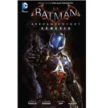 DC Comics Comic Book Batman Arkham Knight Genesis by Peter Tomasi english