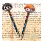 Harry Potter Pencils with Eraser Topper 2-Packs Case (6)