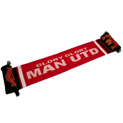 Manchester United F.C. Scarf GG