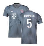 2018-19 Bayern Munich Third Shirt (Hummels 5)