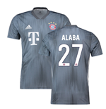 2018-19 Bayern Munich Third Shirt (Alaba 27)