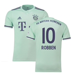 2018-19 Bayern Munich Away Shirt (Robben 10) - Kids
