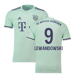 2018-19 Bayern Munich Away Shirt (Lewandowski 9) - Kids