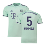 2018-19 Bayern Munich Away Shirt (Hummels 5)
