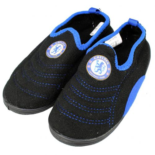 Chelsea F.C. Boot Slippers 3/4
