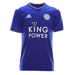 2018-2019 Leicester City Puma Home Football Shirt