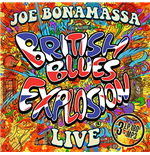 Vynil Joe Bonamassa - British Blues Explosion Live (3 Lp) (Coloured)