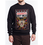 Looney Tunes - Taz Naughty - Unisex Crewneck Sweatshirt Black