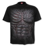 Ripped - T-Shirt Black