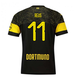 2018-2019 Borussia Dortmund Puma Away Football Shirt (Reus 11)