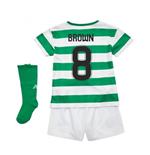 2018-2019 Celtic Home Little Boys Mini Kit (Brown 8)