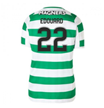 2018-2019 Celtic Home Ladies Football Shirt (Edouard 22)