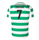 2018-2019 Celtic Home Football Shirt (Larsson 7)