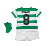 2018-2019 Celtic Home Baby Kit (Brown 8)
