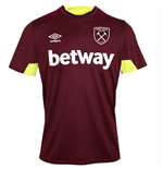 2018-2019 West Ham Training Jersey (Burgundy)