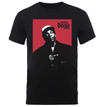 Snoop Dog Men's Tee: Red Square