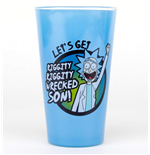 Rick and Morty Glassware 322186