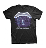 Metallica T-shirt Ride The Lightning